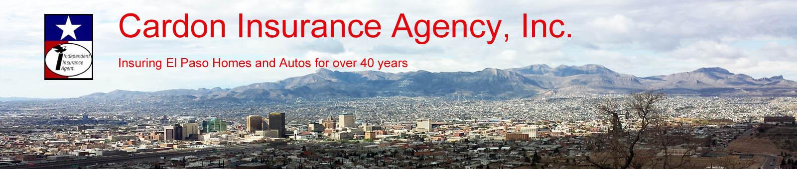 Cardon Insurance El Paso